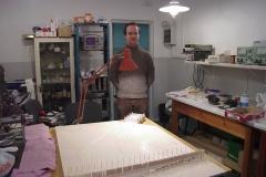 Detektor oparty na światłowodach scyntylacyjnych - COMPASS