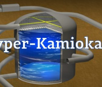 Widok arytystyczny detektora Hyper-Kamiokande